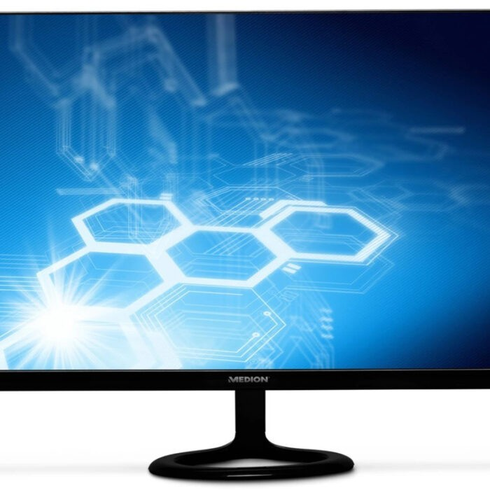 """MEDION MD 20444 23"""" LCD LED Widescreen TFT Monitor"""